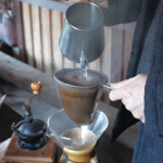 左coffee